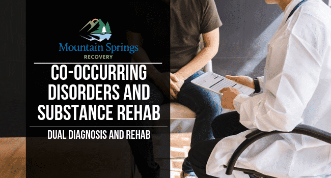 Co-Occurring Disorders and Drug & Alcohol Rehab