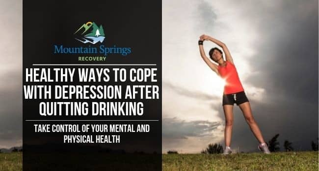 Healthy Ways to Cope with Depression