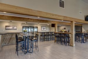 Mountain Springs Recovery Dining room
