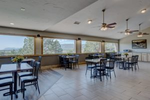 Mountain Springs Recovery Welcoming dining